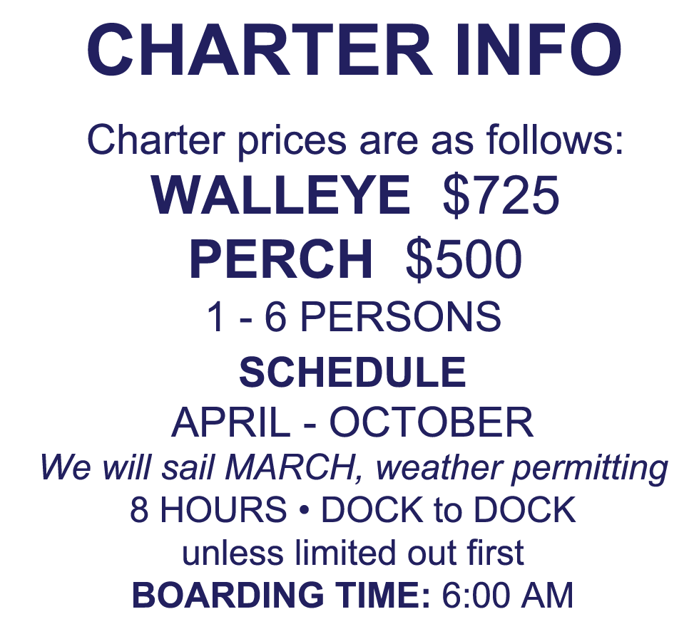 Charter Info